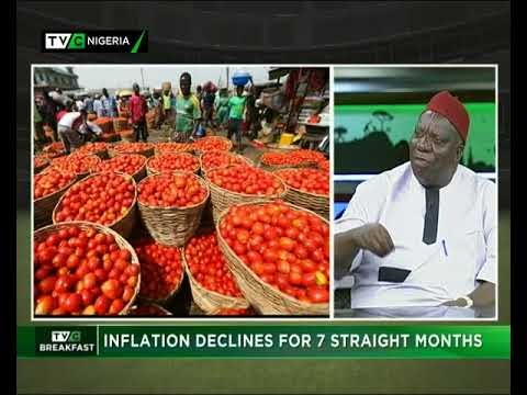 TVC Breakfast September 18th | Inflation declines for 7 straight months