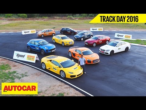 Trackday 2016 | Part 01 | India's Best Driver's Cars | Autocar India