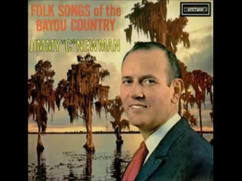 Jimmy C. Newman - Boo Dan 1969 HQ Boudin Sausage Song Cajun