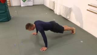 4. minuty MASAKR trénink na celé tělo