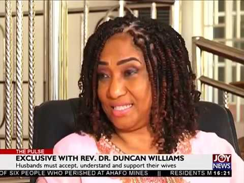 Exclusive with Rev. Dr. Duncan Williams - The Pulse on JoyNews (9-4-18)