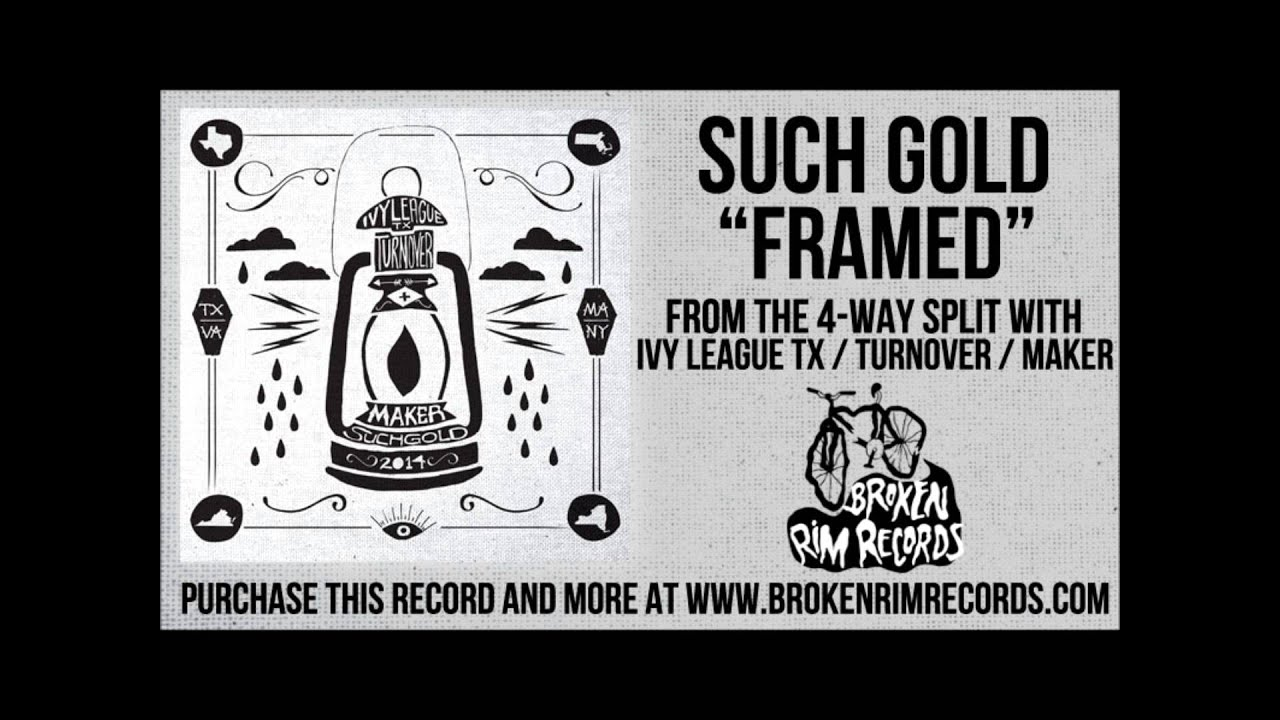 Such Gold - Framed - YouTube