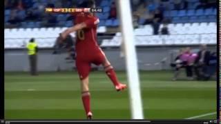 Gol de Dani Ceballos (España 4-0 Georgia)