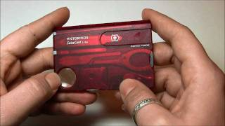 Victorinox Swiss Card Lite - Review
