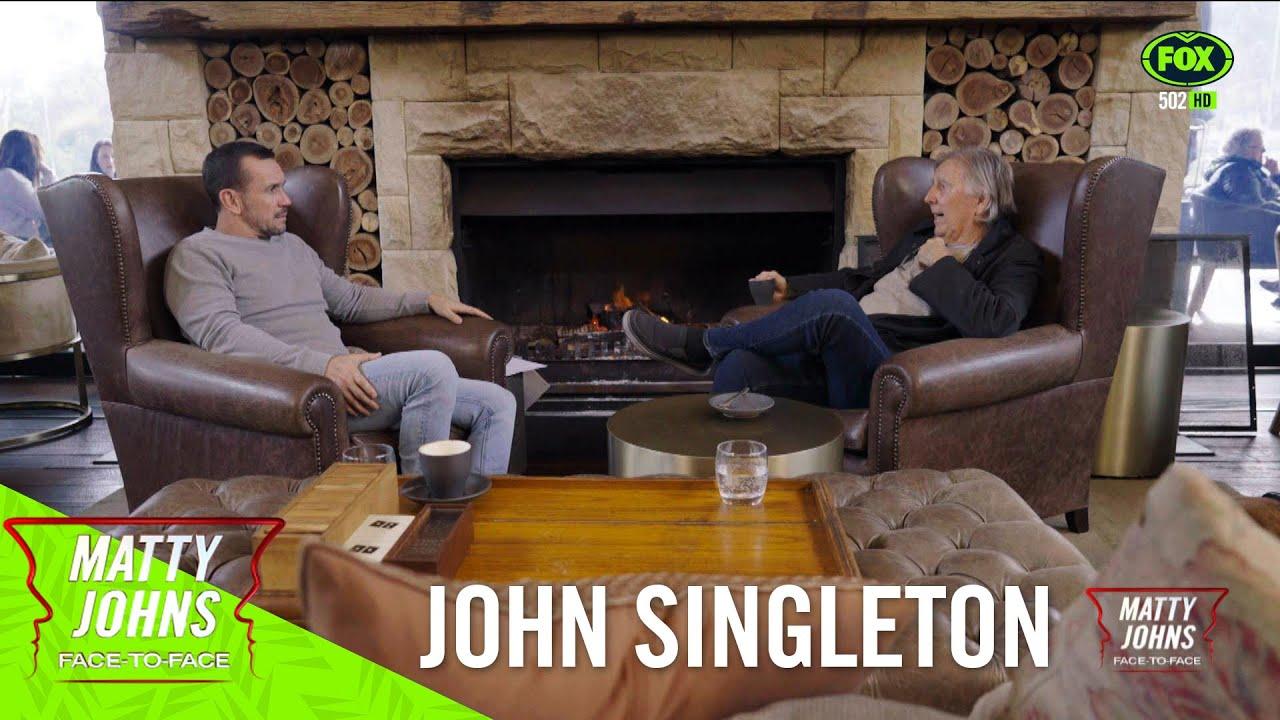 Matty Johns Face-to-Face | John Singleton | Rugby League's expert recruiter