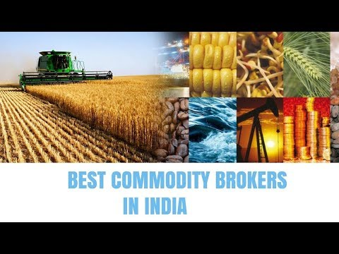 3 Best Commodity Brokers In India