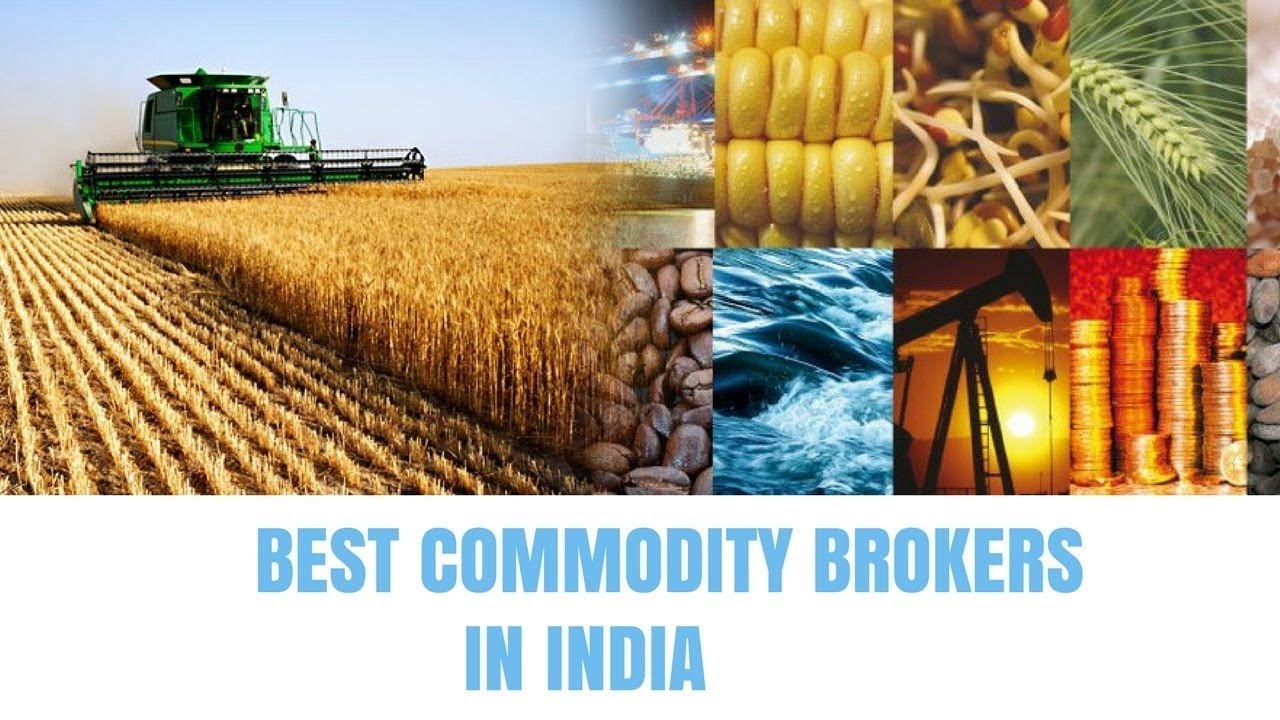 Best Commodity Brokers In India