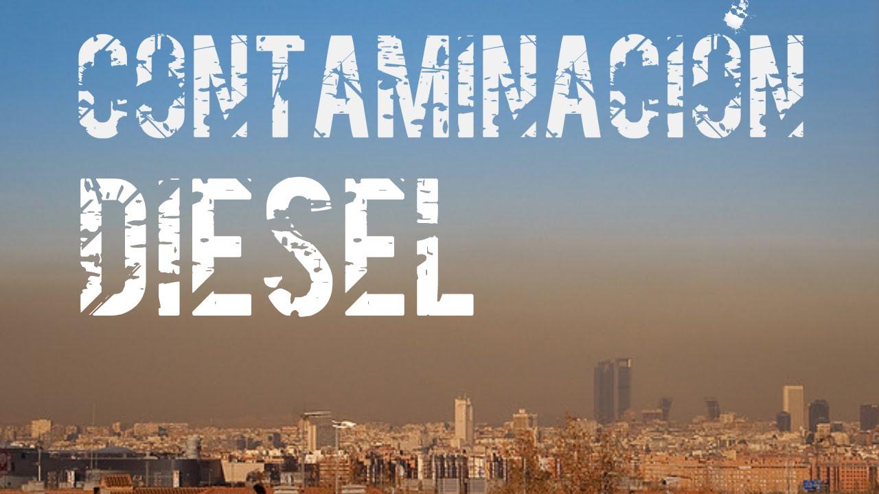 Resultado de imagen para diesel contaminacion