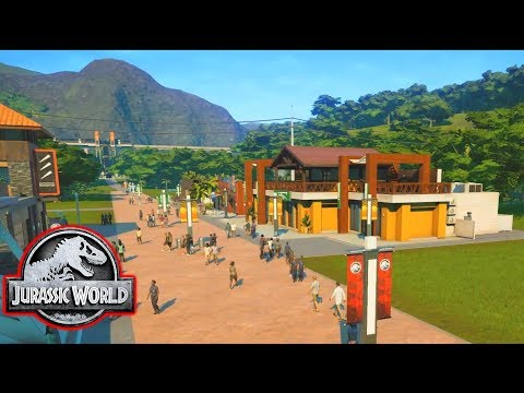 ISLA TACANO! - Jurassic World Evolution #7