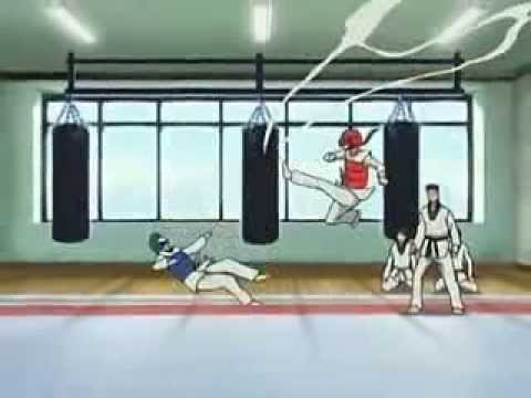 Korean Cartoon Girl Wallpaper Taekwondo Anime Cartoon Manga Youtube