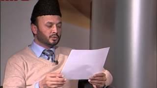2011-12-28 Die Liebe Allahs zum Verheißenen Messias (as)