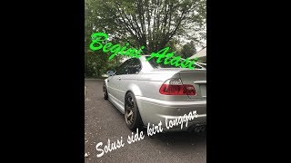 Ganti Clips Sidekirt BMW E46