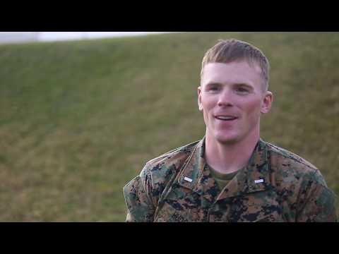 1st Lt. Cory C. Hudgins Interview