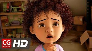"CGI Animated Short Film: ""Substance"" by Jamaal Bradley   CGMeetup"