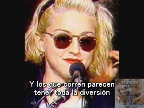 +++   MADONNA - LOVE SONG subtitulado al español   +++
