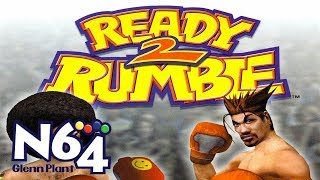 Ready 2 Rumble Boxing - Nintendo 64 Review - HD