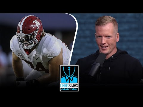 NFL Draft 2020: Chris Simms' Top 5 Offensive Lineman Rankings | Chris Simms Unbuttoned | NBC Sports