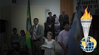 5º Congresso de Missões(Argentina) - GideõesRS