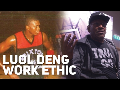 Luol Deng Work Ethic Story from Brixton Topcats