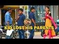 Kid Lost His Parents (Social Experiment) | Social Experiment #08 | Kovai 360