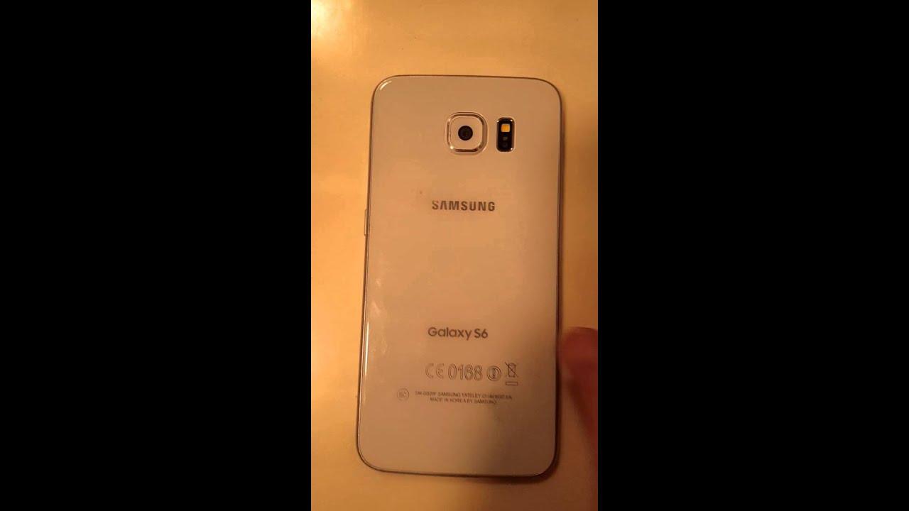 Samsung S6 Fake