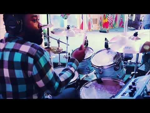 African (Afro) Praise /// Offering ~ Drum Cam