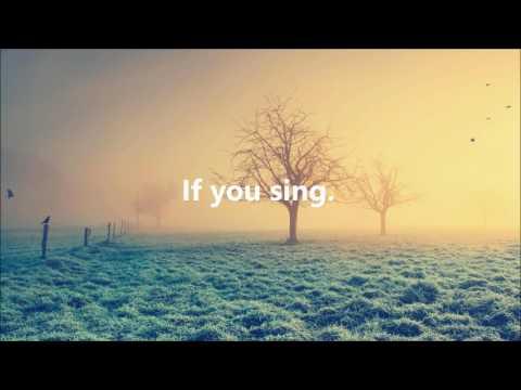 Travis - Sing (lyrics on screen)