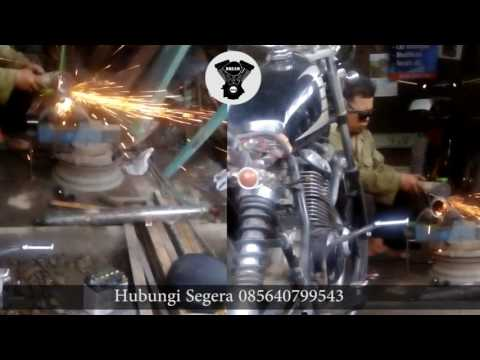DREAMBIKE Custom Motor Semarang ( Modifikasi Motor Semarang )