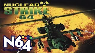 Nuclear Strike 64 - Nintendo 64 Review - HD