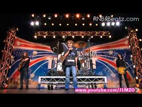 Jagger Alexander-Erber (Kid Drummer) - Australia's Got Talent 2012 Audition! - FULL