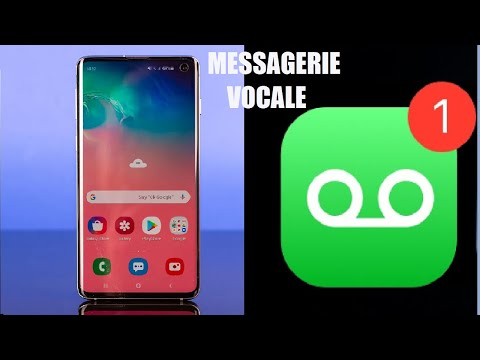 Problème de la méssagerie vocale, solutions!