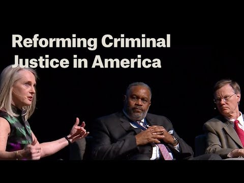 Peace and Justice Summit: Criminal Justice