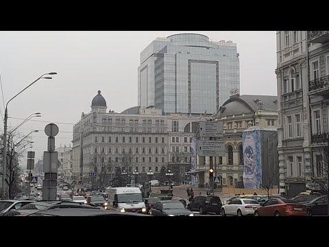 Kiev, National Opera & Ballet Theatre, Kyiv, Ukraine