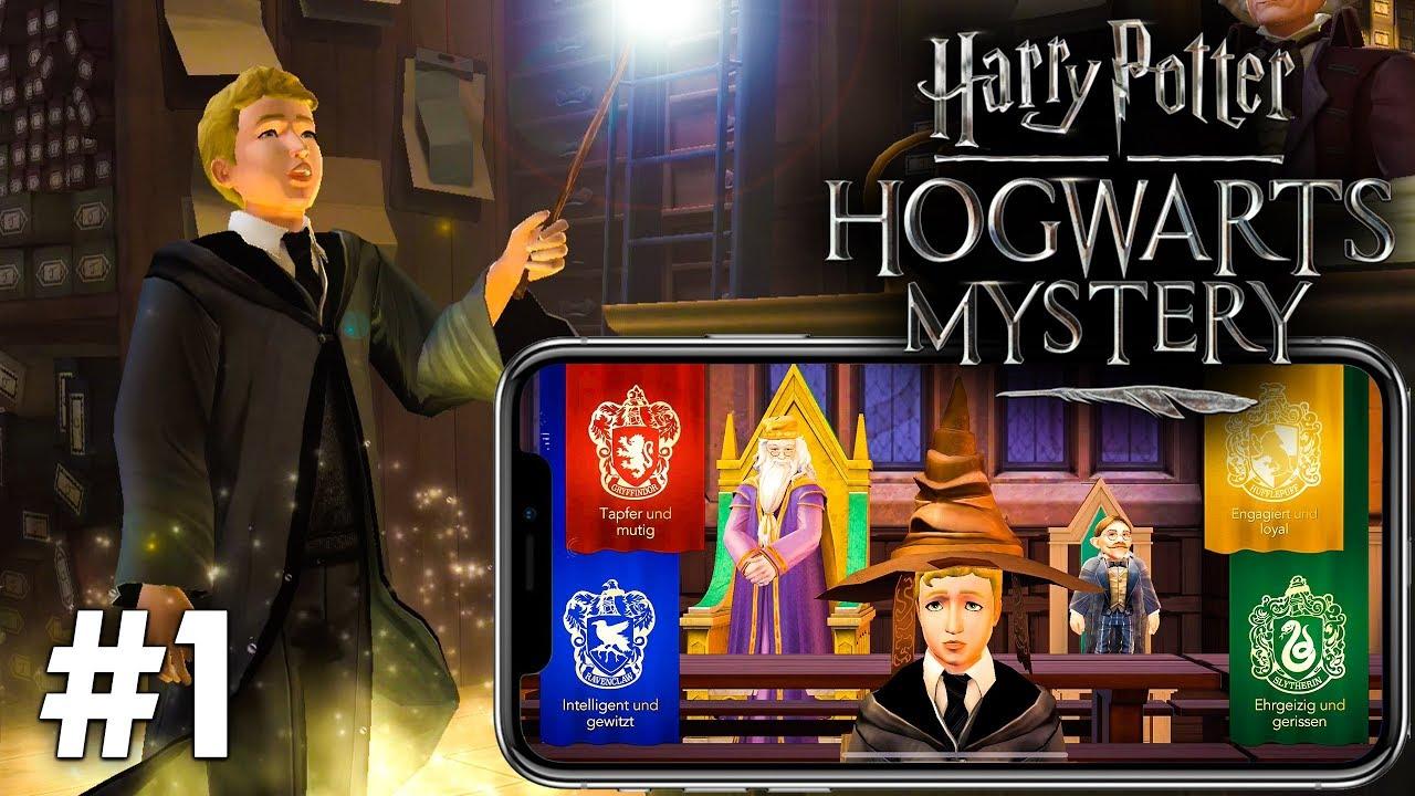 Hogwarts Mystery Deutsch
