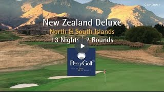 New Zealand Deluxe Golf Vacation - PerryGolf.com
