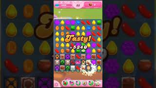 Candy crush level 858 without booster
