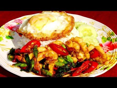 THAI STREET FOOD, ASIAN FOOD, THAI CUISINE, GRILLED CHICKEN, BBQ