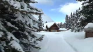 Ski Touring to Skoki Lodge