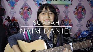Sumpah Naim Danial Alyssa Dezek cover