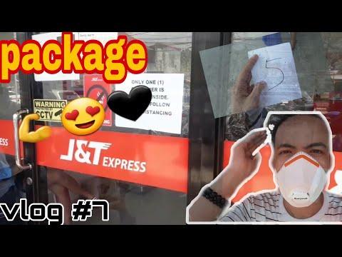 vlog #7 LBC x J&T express 🔥