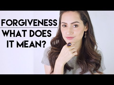 Forgiveness | What Does It Mean & Why Do It?
