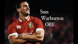 Sam Warburton OBE Tribute - 2018