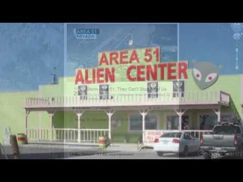 Sturm auf Area 51: Die Antwort des Militärs