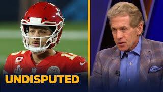 Mahomes is overhyped, he hasn't backed up his regular season greatness — Skip   NFL   UNDISPUTED