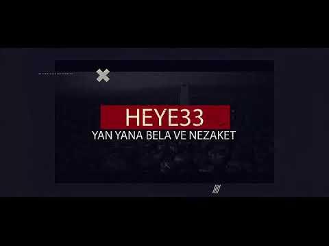 HEYE 33 - Dizi Müziği - Bura Benim Doğduğum Şehir Mersin