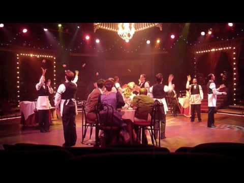 University of Miami: Hello Dolly! Waiter's Galloup