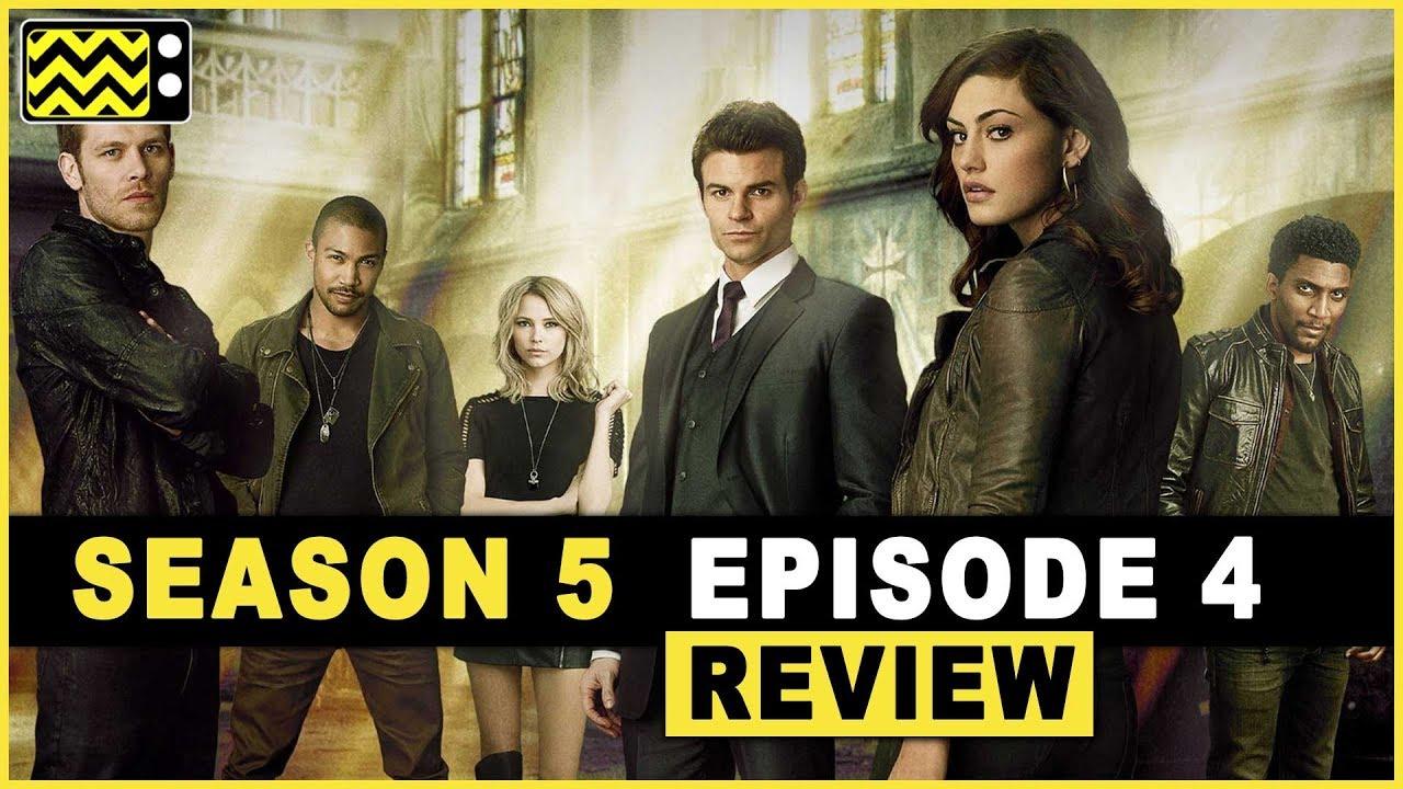 The Originals Season 5 Episode 4 Review & Reaction | AfterBuzz TV