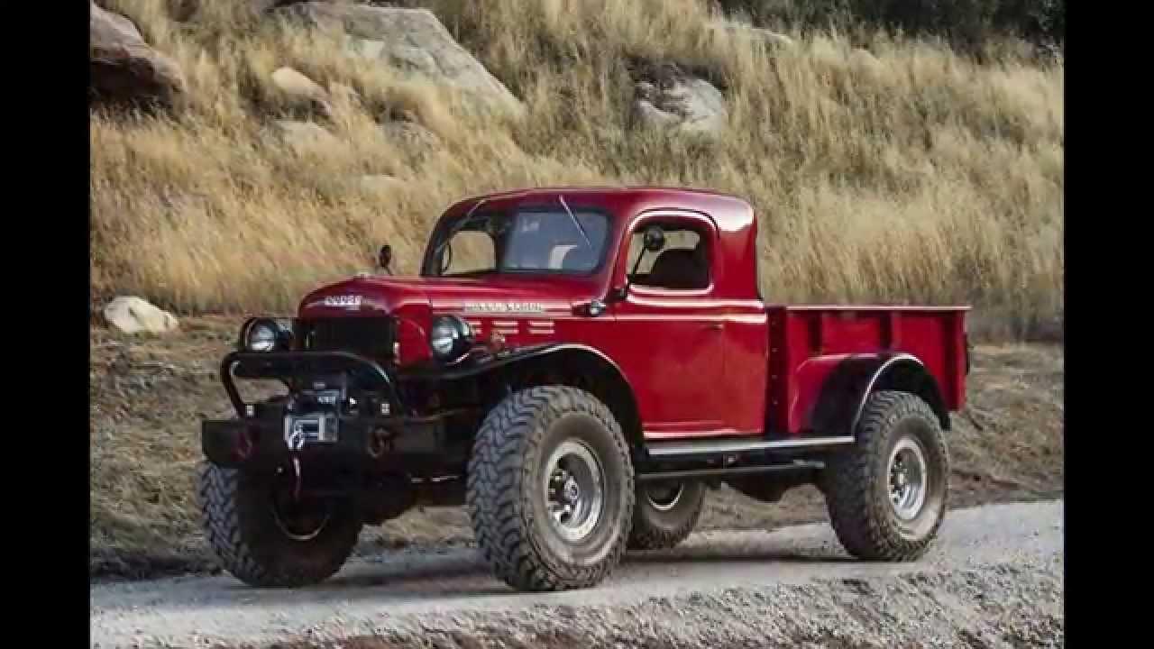 Dodge Legacy Clic Power Wagon - YouTube