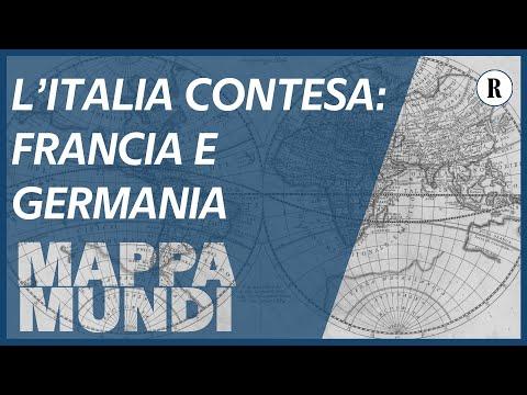 L'Italia contesa /2. Francia, Germania e il vincolo interno - Mappa Mundi