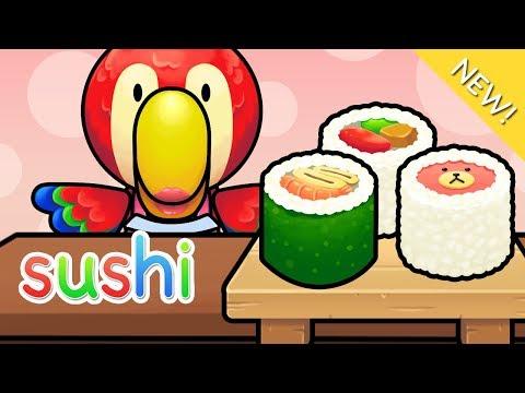 Lagu Anak Indonesia | Sushi